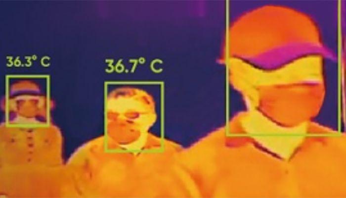 Thermal Temperature Detection